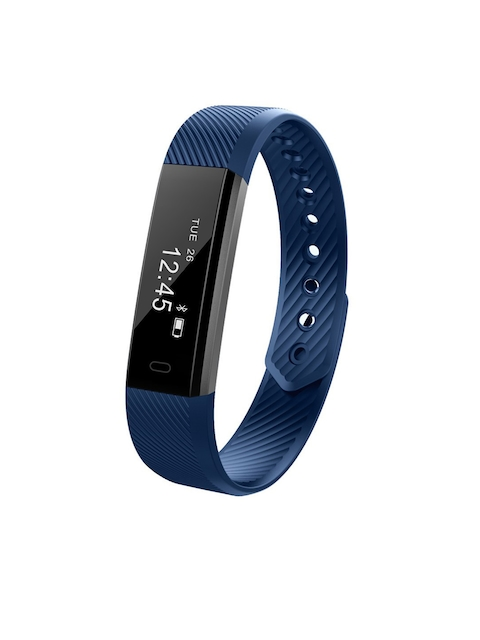 ENHANCE Unisex Blue Fitness Bands ID 115