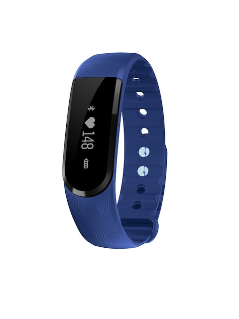 ENHANCE Unisex Blue Fitness Band ID101HR