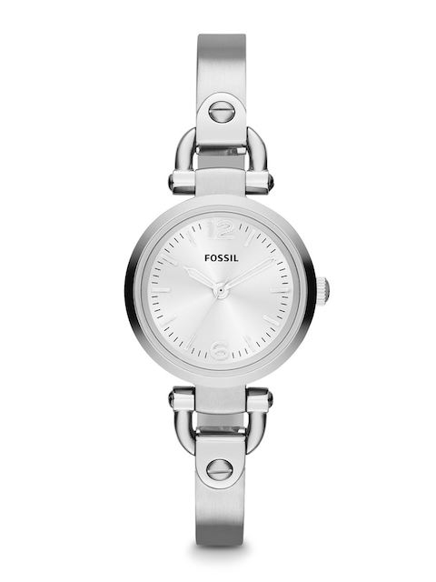 Fossil Women Silver-Toned Analogue Watch ES3269