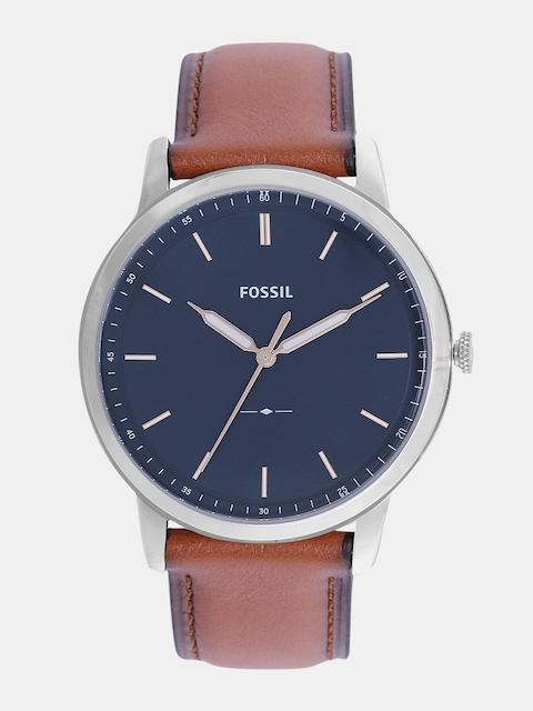 Fossil FS5304I Blue Dial Analog Men's Watch