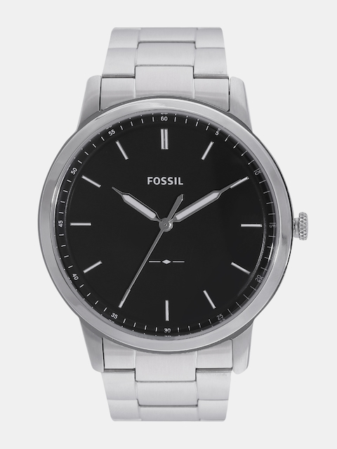 Fossil Men Black Analogue Watch FS5307I