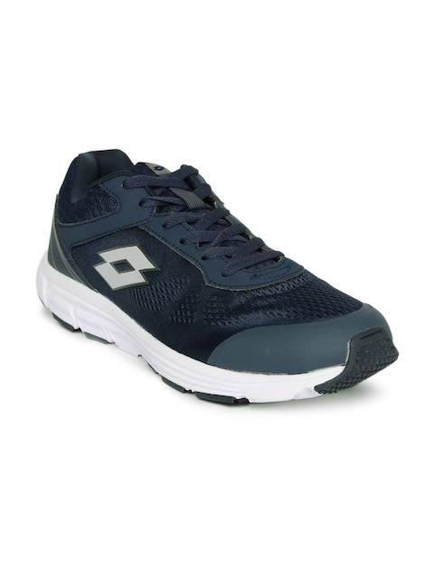 Lotto Men Navy Blue Light Run 2.0 Running Shoes