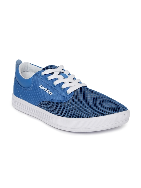 Lotto Men Blue LAVA Sneakers