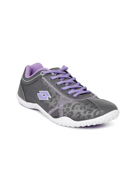 Lotto Women Grey FINLEY Running Shoes