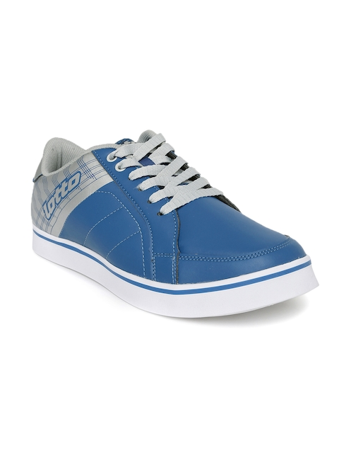 Lotto Men Blue Capri Twin Sneakers