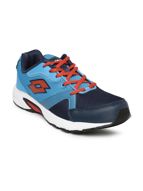 Lotto Men Blue Mostro Running Shoes