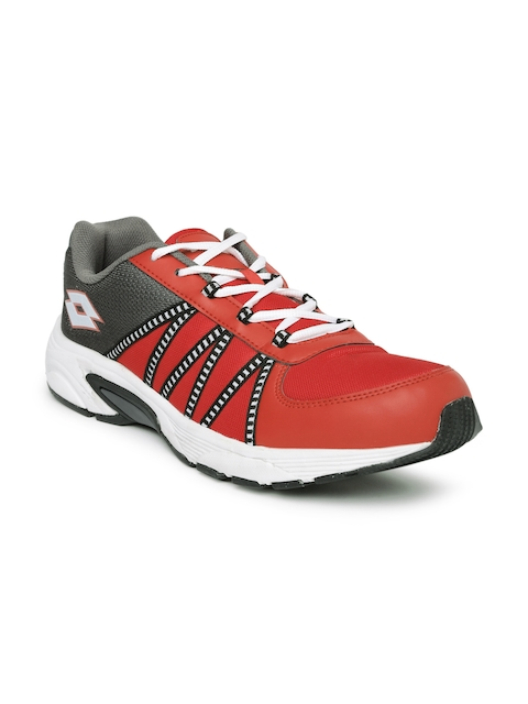Lotto Men Red Redon Running Shoes
