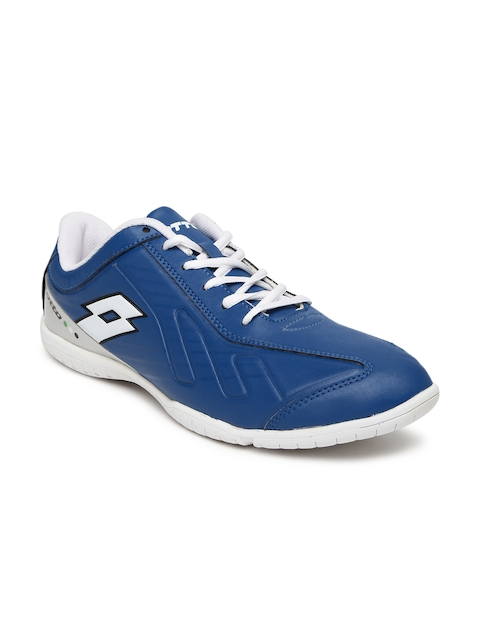 Lotto Men Blue Wings Running Shoes