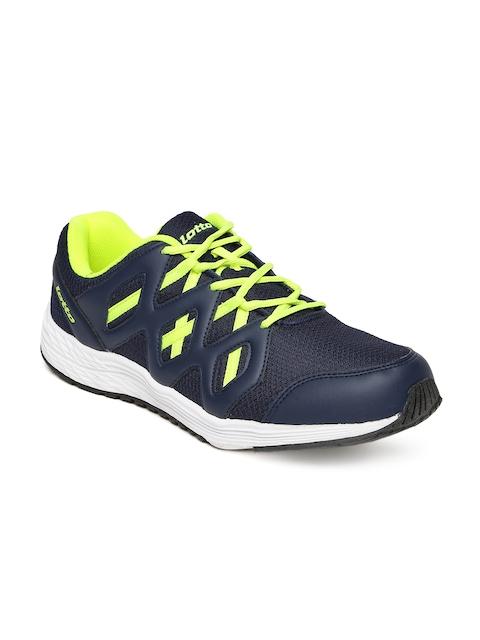 Lotto Men Navy Sleek Running Shoes
