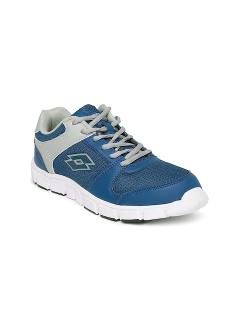 Lotto Women Blue Sancia Running Shoes
