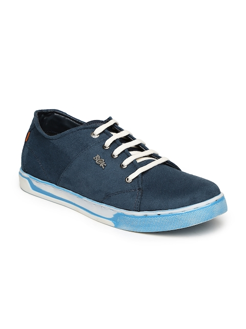 Buckaroo Men Navy Colon Sneakers