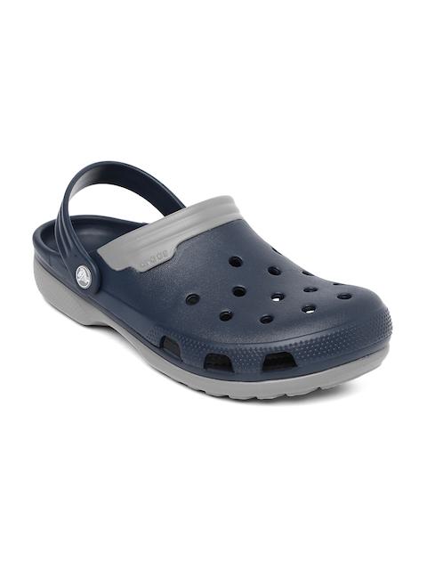 Crocs Unisex Navy Clogs