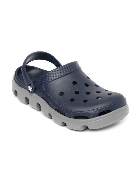 Crocs Unisex Navy Clogs