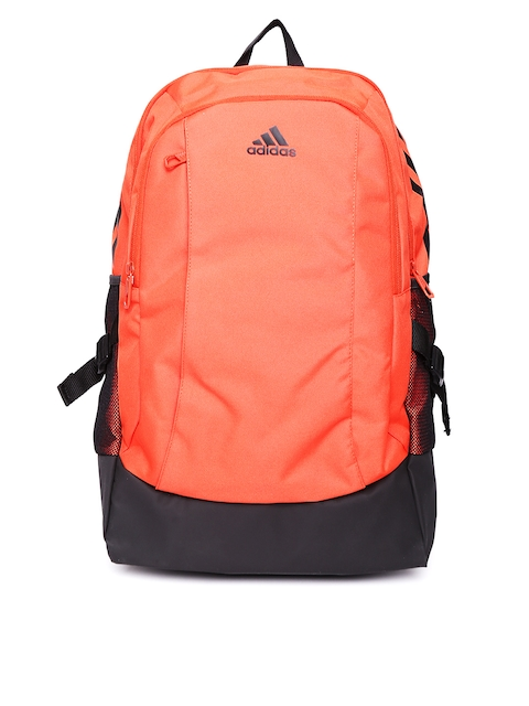Adidas Unisex Orange ST BP4 Laptop Backpack  available at myntra for Rs.2309