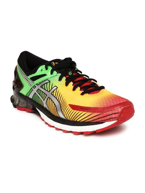 ASICS Men Multicoloured GEL-KINSEI 6 Running Shoes