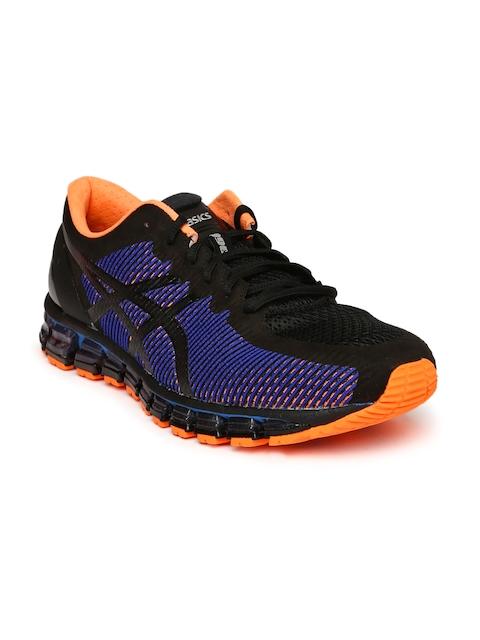 ASICS Men Black GEL-QUANTUM 360 CM Running Shoes