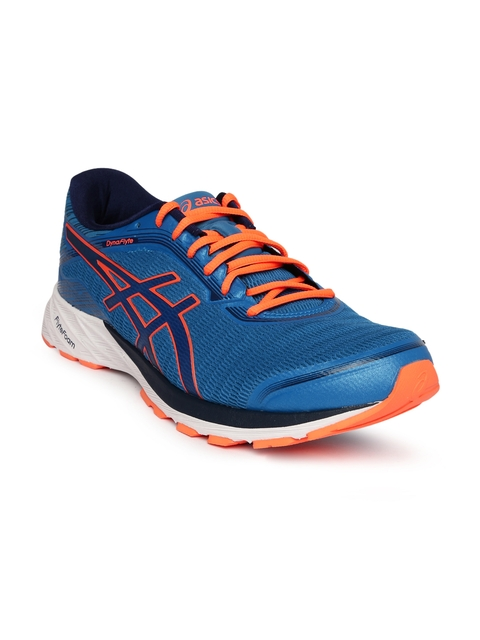 ASICS Men Blue DynaFlyte Running Shoes