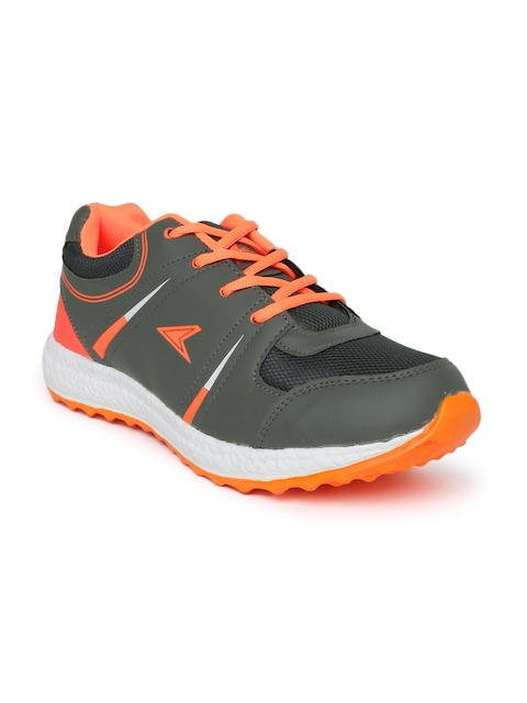 Power Men Charcoal CLARK Training Shoes