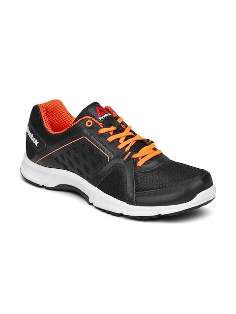 Reebok Men Black Edge Quick 2.0 Running Shoes