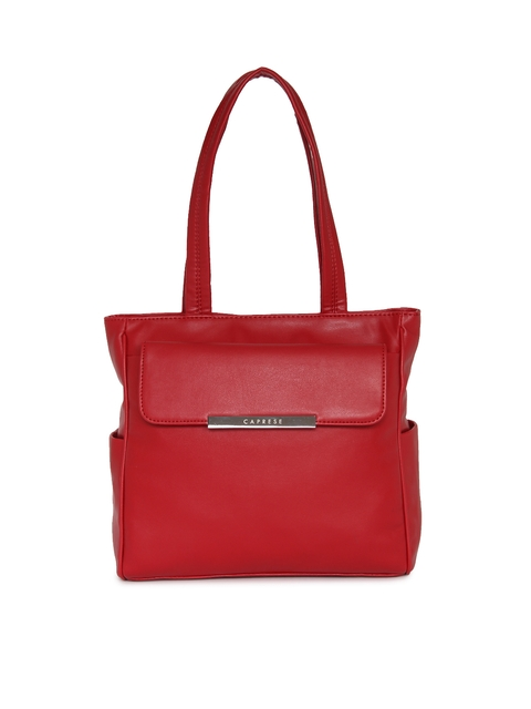 Caprese Red Shoulder Bag