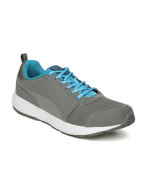 839a3ac3cab9 Puma Men Grey Octans IDP Running Shoes