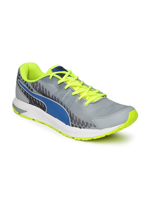 Puma Men Grey Ultron IDP Running Shoes