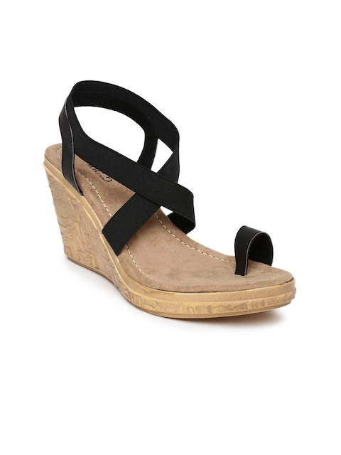 Inc 5 Women Black Sandals