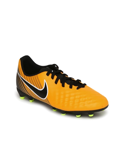 Nike Kids Orange MAGISTA OLA II FG Football Shoes  available at myntra for Rs.2037