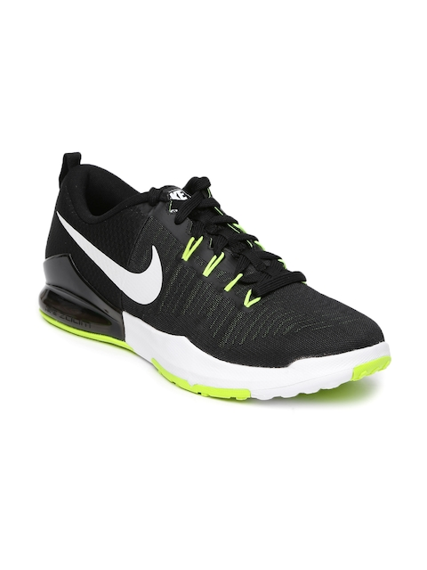Nike Men Black Zoom Action Training Shoes
