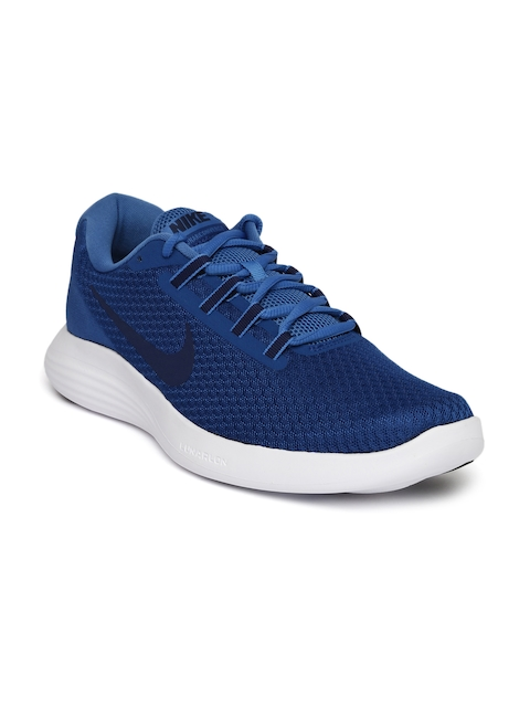 Nike Men Blue LUNARCONVERGE Running Shoes