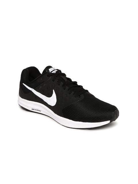 Nike Women Black DOWNSHIFTER 7 Running Shoes