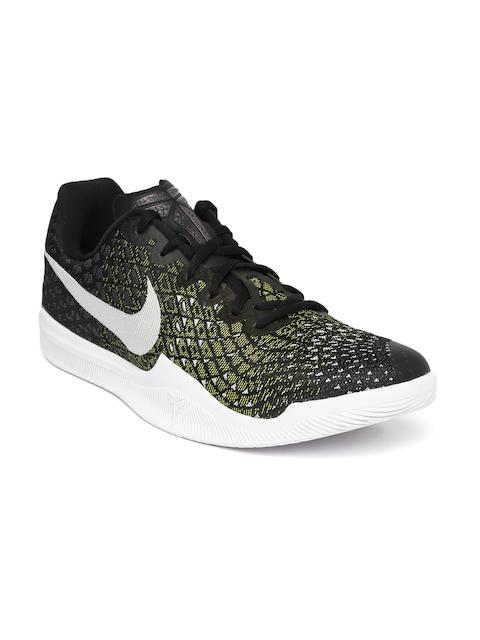 Nike Men Black MAMBA INSTINCT Basketball Shoes