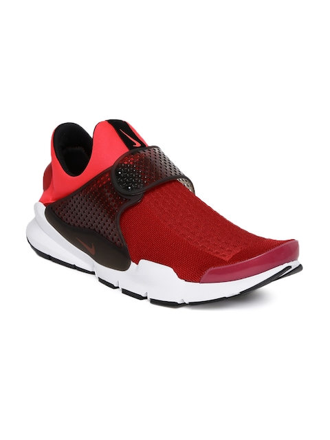 Nike Men Red Sneakers