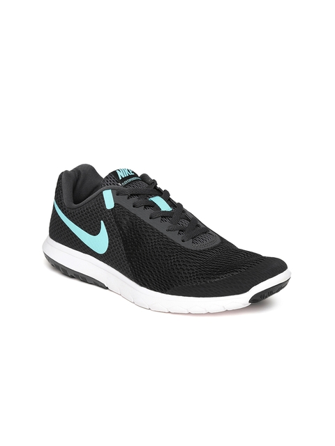 Nike Women Black Flex Experience 6 Running Shoes