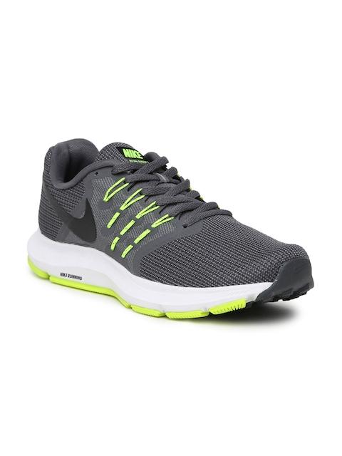 Nike Men Grey RUN SWIFT Running Shoes