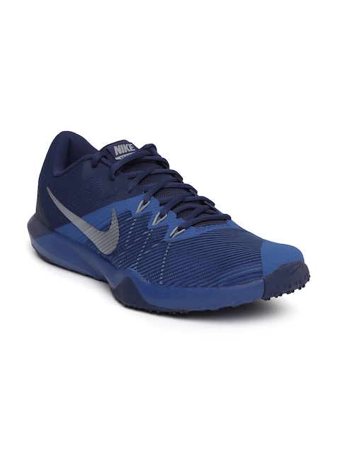 Nike Men Blue Retaliation Training Shoes