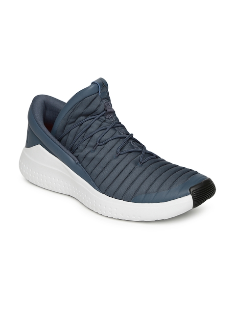 Nike Men Navy Blue JORDAN FLIGHT LUXE Basketball Shoes