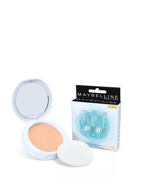 Maybelline New York White Super Fresh Marble Compact
