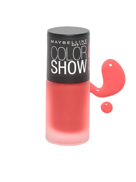 Maybelline Color Show Bright Mattes Lively Rose Nail Paint M213
