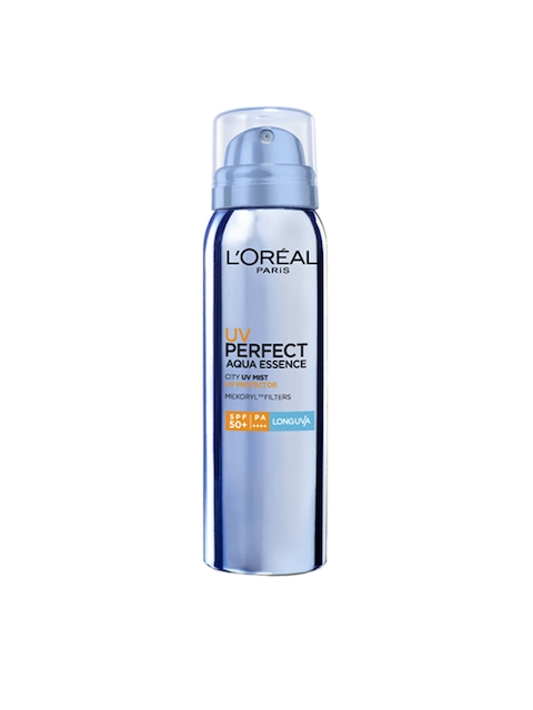 LOreal Paris UV Perfect Aqua Essence City UV Mist Sunscreen with SPF 50+