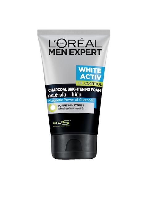 LOreal Men White Activ Charcoal Brightening Foam 100 g