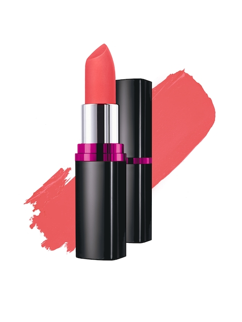 Maybelline Color Show Rock The Coral M103 Matte Lipstick 3.9 g