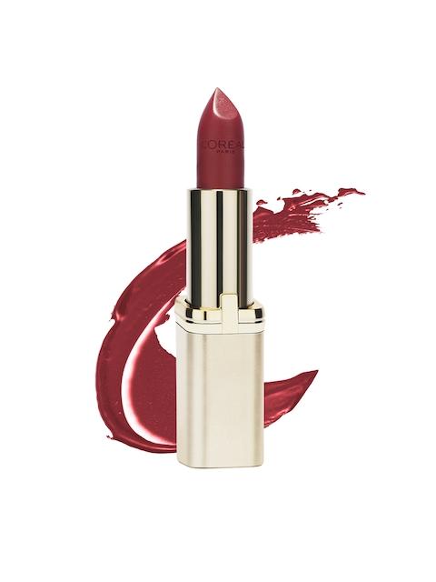 LOreal Paris Color Riche Rose Grenat Lipstick 268