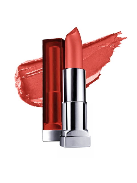 Maybelline Color Sensational Lipstick  553 Glamorous Red