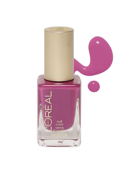 LOreal Paris Color Riche Violet Vixen Nail Polish 500  available at myntra for Rs.299