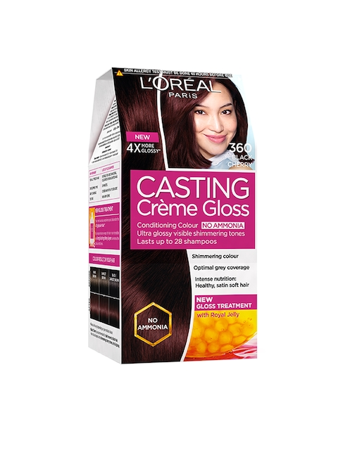 Loreal Paris Casting Creme Gloss Hair Color - 360 Black Cherry