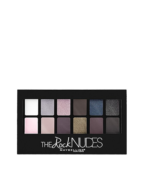 Maybelline New York The Rock Nudes Palette Eyeshadow 9g
