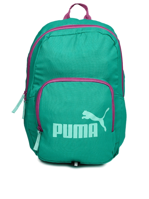 PUMA Unisex Green Phase Backpack