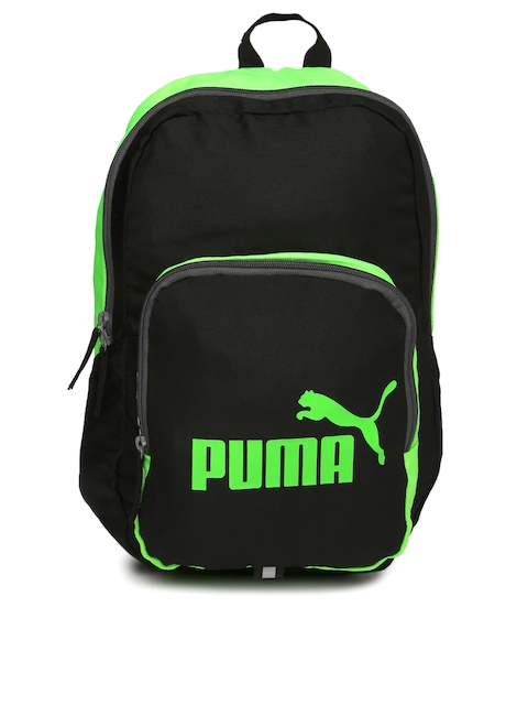 PUMA Unisex Black Phase Backpack