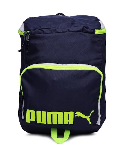 PUMA Unisex Blue Sole Backpack